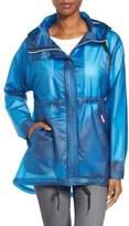 Hunter Women's 'Original Smock' Hooded Drawstring Waterproof Jacket