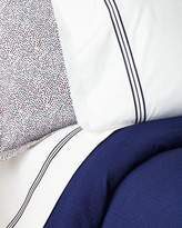 Pine Cone Hill Twin Classic White Fitted Sheet
