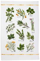Sur La Table Varietal Herbs Kitchen Towel