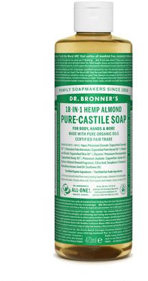 Dr. Bronner's Organic Almond Castile Liquid Soap 472Ml