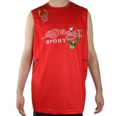 Ed Hardy Mens Eagle Sport Tank Top - Red