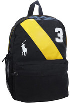 Polo Ralph Lauren Children's Banner Stripe II Backpack - Medium