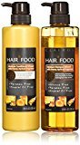Clairol Hair Food Moisture Shampoo & Conditioner Set Infused With Honey Apricot Fragrance, 17.9 Fl Oz (Each)