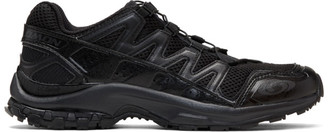 Salomon Black Limited Edition XA-Comp ADV Sneakers
