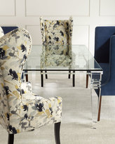 Interlude Home Christelle Acrylic Dining Table