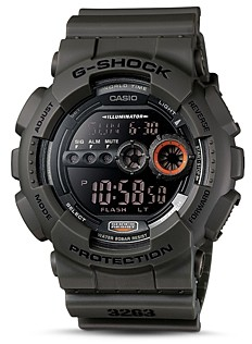G-Shock Watch, 51.2mm