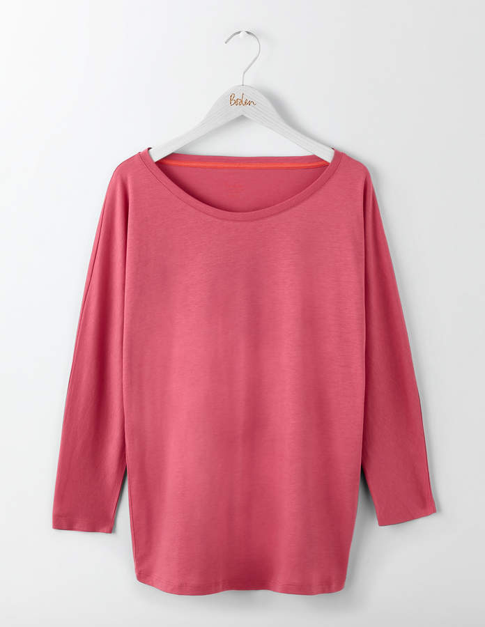 Boden Supersoft Oversized Tee