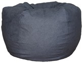Reservation Seating Extra Large Brushed Denim Bean Bag - Reservation Seating