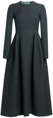 The Row Lorna Long Sleeve Dress