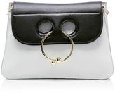J.W.Anderson Pierce Medium Bicolored Shoulder Bag