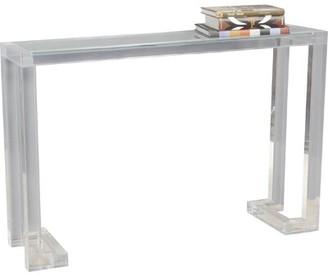 "Interlude Marsais 48"" Console Table"