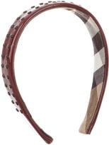 Burberry Girls' Patent Leather Headband