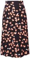 Bruuns Bazaar SASHA SKIRT Maxi skirt black