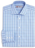 Turnbull & Asser Large Check Classic Fit Dress Shirt