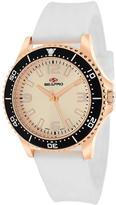 Seapro SP5418 Women's Tideway White Silicone Watch