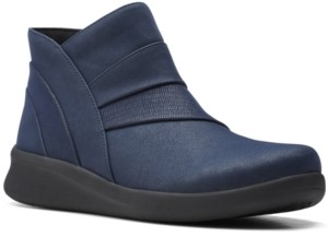 Clarks Women's Sillian 2.0 Rise Booties Women's Shoes