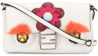 Fendi Pre-Owned Baguette Crossbody Bag