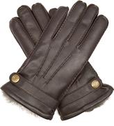Dents Carlisle hairsheep leather gloves