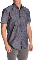 James Campbell Abilene Short Sleeve Woven Shirt