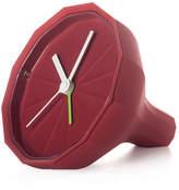 Lexon Babylon Alarm Clock - Red