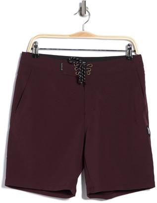 "Hurley 18"" Phantom Pierbowl Beachside Board Shorts"