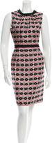 Milly Silk Sleeveless Dress
