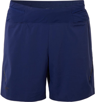 Arc'teryx Motus Slim-Fit Teslin Running Shorts