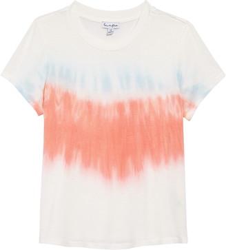 Love, Fire Tie Dye T-Shirt