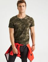 American Eagle Outfitters AE Camo T-Shirt