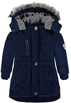 Steiff Girl's Parka Coat, (Estate Blue 3380)