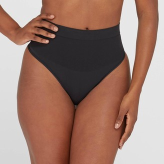 Assets by Spanx Women's All Around Smoothers Thong -