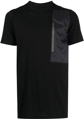 Rick Owens short-sleeve pocket T-shirt
