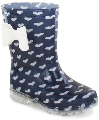BeOnly Kids Amour Flash Wellington Boots