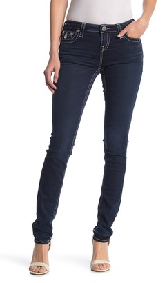 True Religion Stella Mid Rise Skinny Jeans