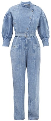 Sea Idun Denim Jumpsuit - Denim