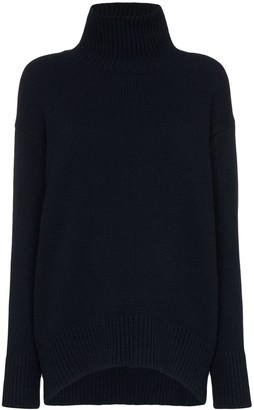 Plan C Turtleneck Knit Jumper