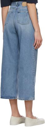 Won Hundred Blue Kiri Jeans