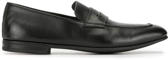 Ermenegildo Zegna Formal Penny Loafers