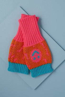 Miss Pom Pom Smiley Gloves