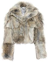 Stella McCartney fur free fur masha jacket