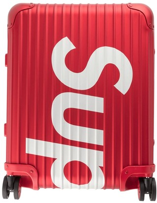 Supreme SU4216 RED Metals & Alloys->metal