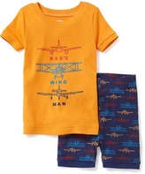 "Old Navy ""Dad's Wing Man"" Sleep Set for Toddler & Baby"