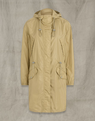 Belstaff BAYWOOD LIGHTWEIGHT PARKA Beige UK 8 /