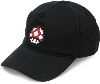 Mostly Heard Rarely Seen 8 Bit Tiny Shroom baseball cap