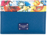 Dolce & Gabbana Dauphine card holder - women - Leather - One Size