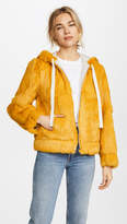 Robert Rodriguez Rabbit Fur Jacket