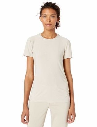 Anne Klein Women's Shirred Waist TOP