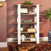 Bronx Ivy Campbelltown Etagere Bookcase Ivy