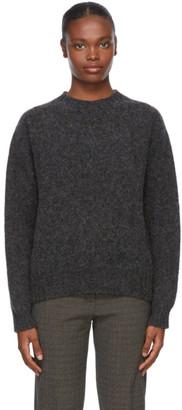 YMC Grey Wool Jets Sweater