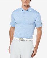 Callaway Men's Golf Performance Heathered Polo